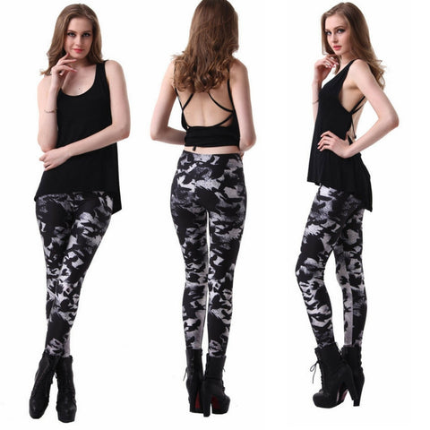 Slim Pirate Leggings
