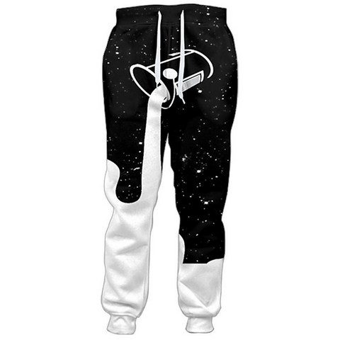 The Galaxy Glass Of Milk Jogger