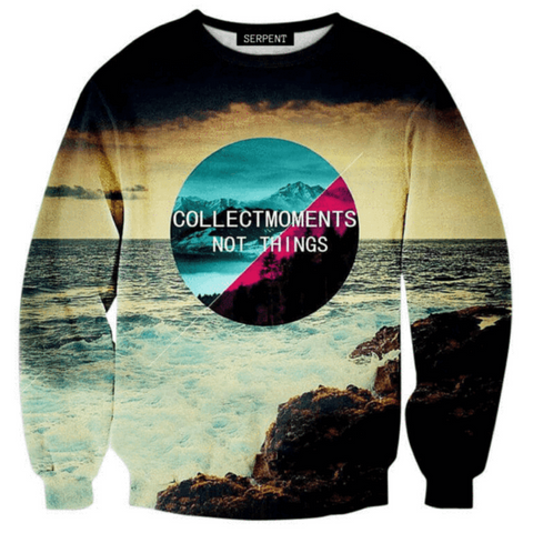 Collecting Moments Sweatshirt