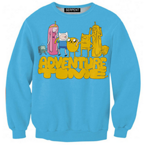 Adventure Time 2 Sweatshirt