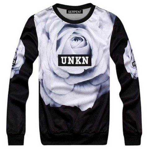 UNKN Rose Sweatshirt