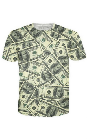 100 Dollar Hunned T-Shirt