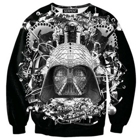 Star Wars B&W Sweatshirt