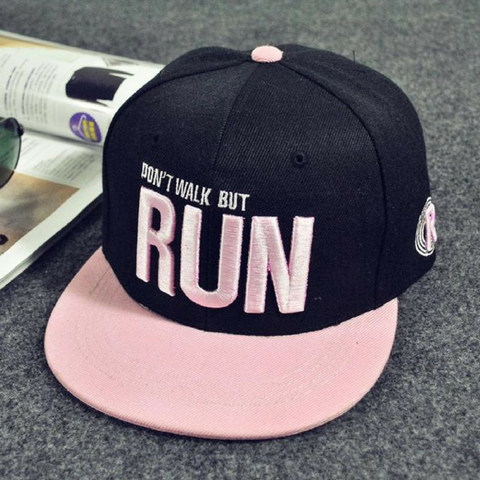 Don't Walk But Run Snapback