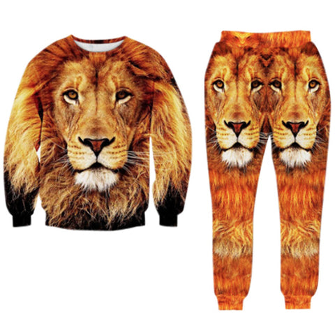 Lion Full Tracksuit