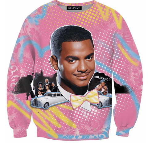 Carlton Banks Sweatshirt