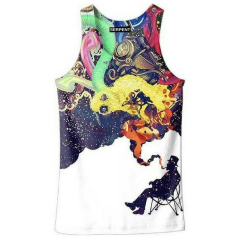 Artistic Jazz tank top