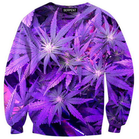 Future Weed Sweatshirt