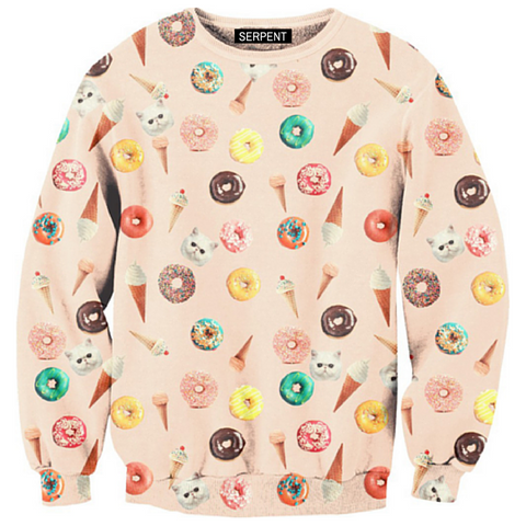 Sweet Tooth Sweatshirt