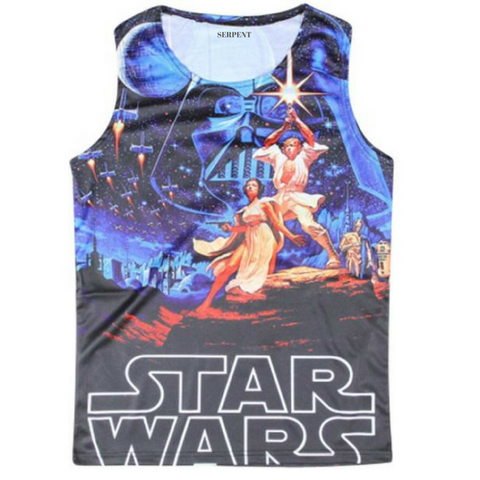 The Ultimate Star Wars Vest