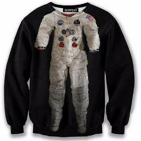 Astronaught Sweatshirt