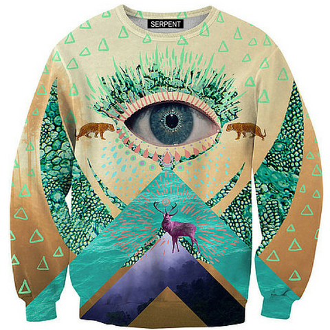 Wild Nature Sweatshirt