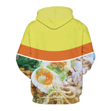 Ramen Noodle Soup Chicken Jacket