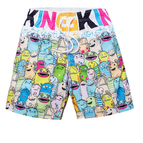 KingKin Shorts