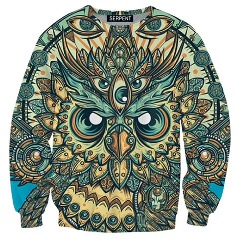 Owl of Dreams Sweatshirt