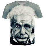 Einstein Punk Top T-Shirt