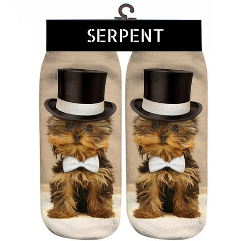Top Hat Socks