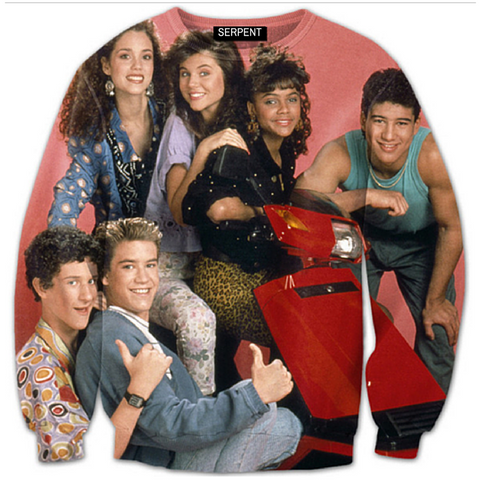 Saved By The Bell WOSweatshirt