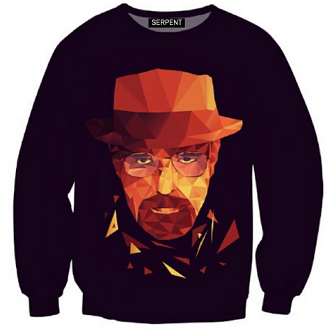 Breaking Bad Mr Heisenberg Sweatshirt