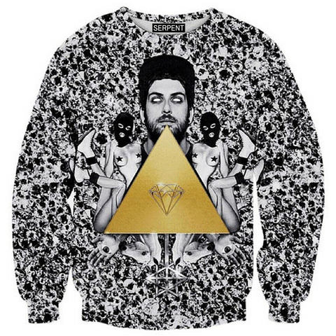 Gold Thief Sweatshirt