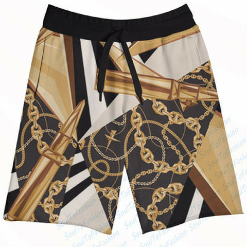 Chain Mob Shorts