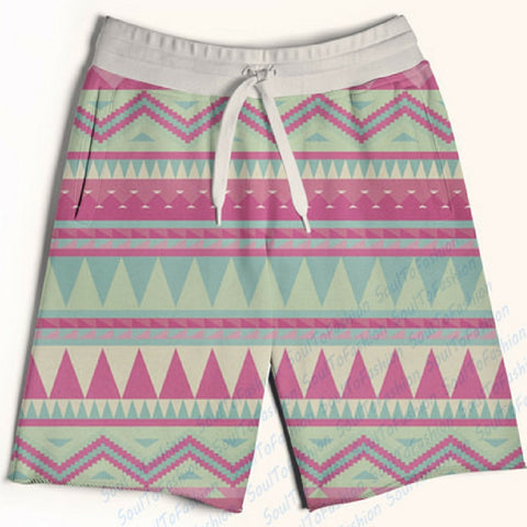 Aztec Tribal Shorts