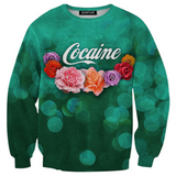 Cocaine Sweatshirt