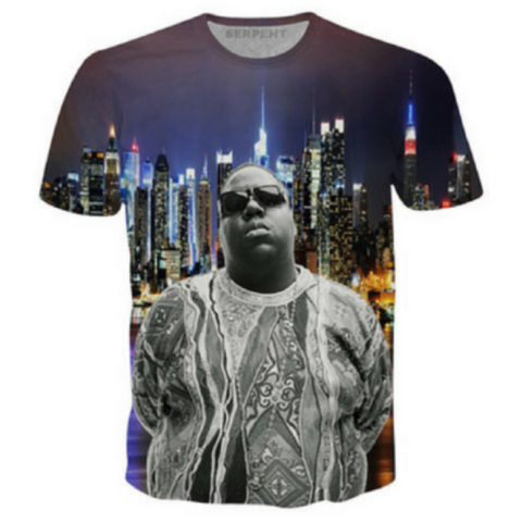 Christopher Wallace T-Shirt