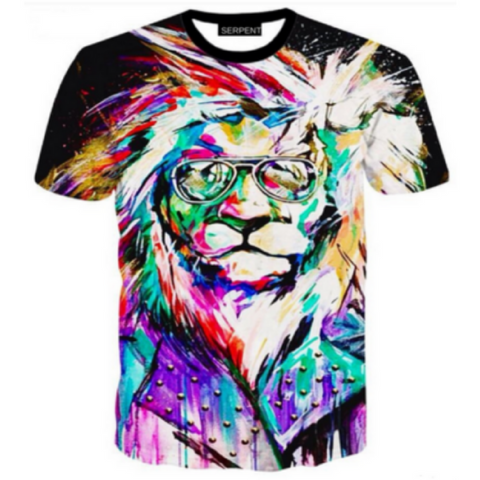 Swag Lion T-Shirt