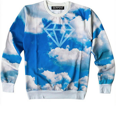 Diamond Swag Sweatshirt