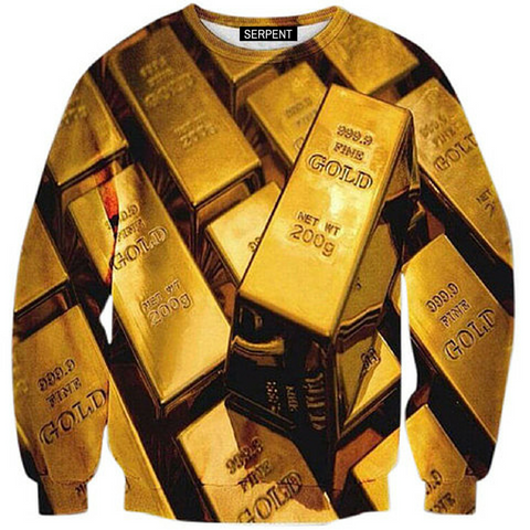 Gold Bars Sweatshirt