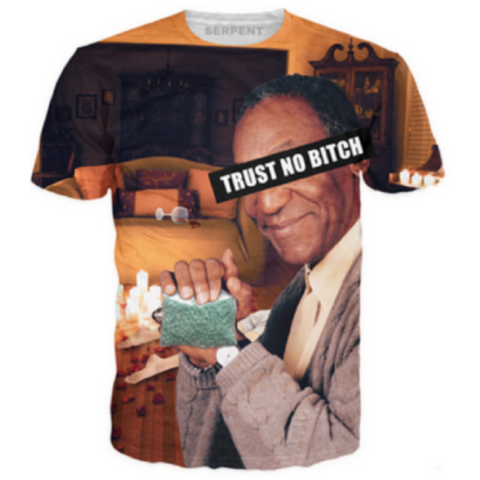 Date Night with Bill Cosby T-Shirt