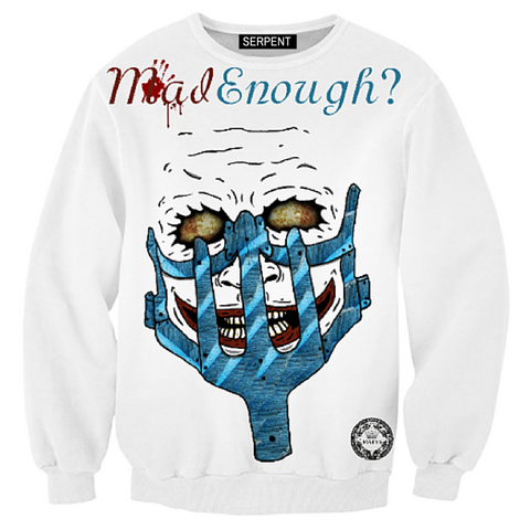 Mad Enough Sweatshirt