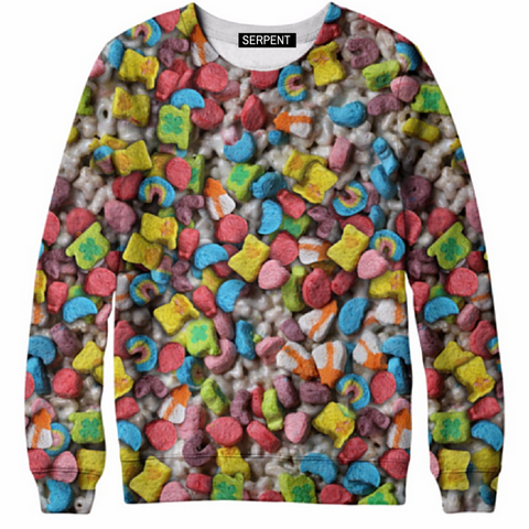 MARSHMALLOW CEREAL Sweatshirt