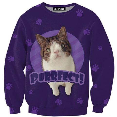 PURRfect Sweatshirt