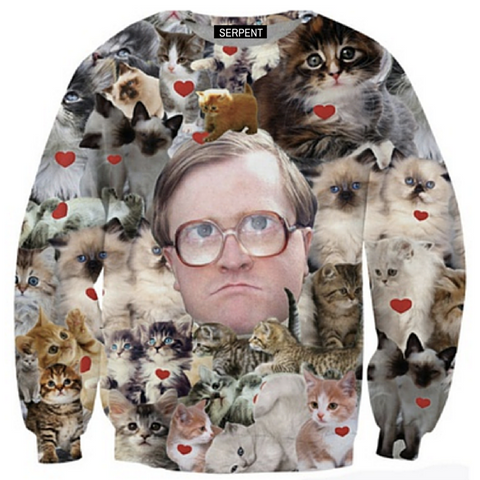The Cat Lover Sweatshirt