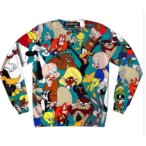 Looney Tunes Sweatshirt
