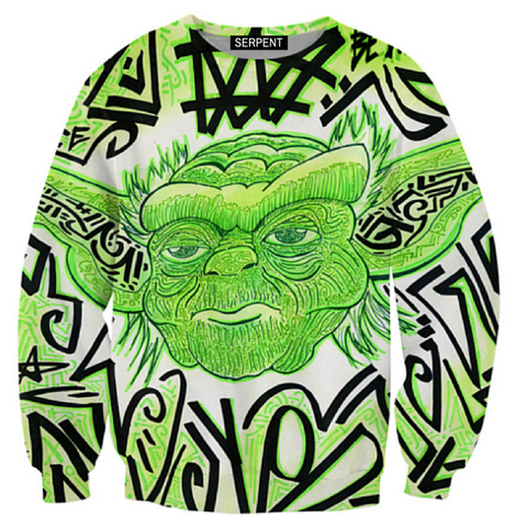 Wise Yoda Sweatshirt