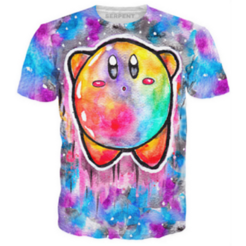 Galaxy Kirby T-Shirt