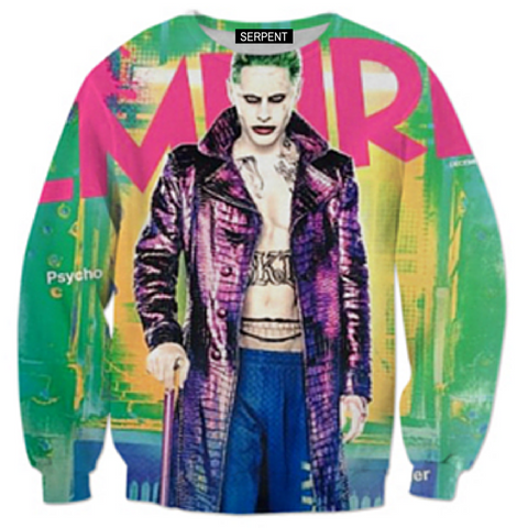 The Joker Suicide Squad Sweatshirt