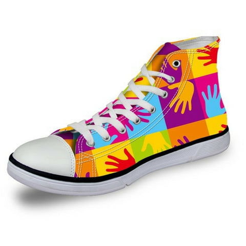 Women's colored hand trail Shoes