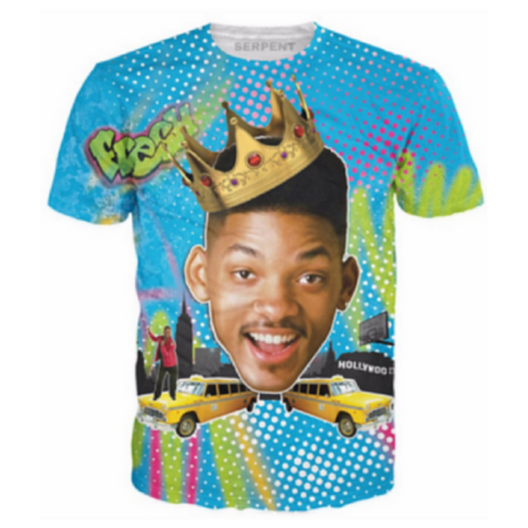 Will Smith T-Shirt
