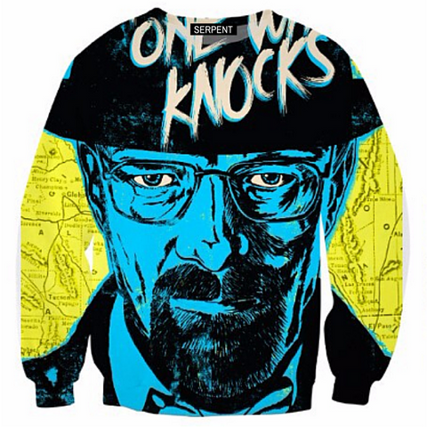The One Who Knocks Sweatshirt