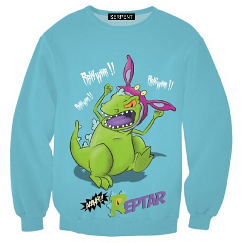REPTAR The Dinosaur Sweatshirt