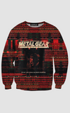 Metal Gear Sweatshirt