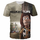 Walking Toys T-Shirt