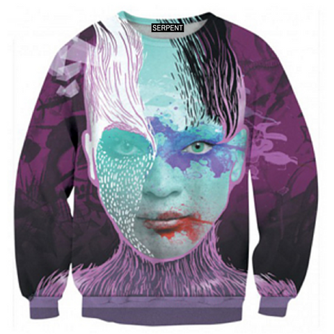 Body Art Sweatshirt