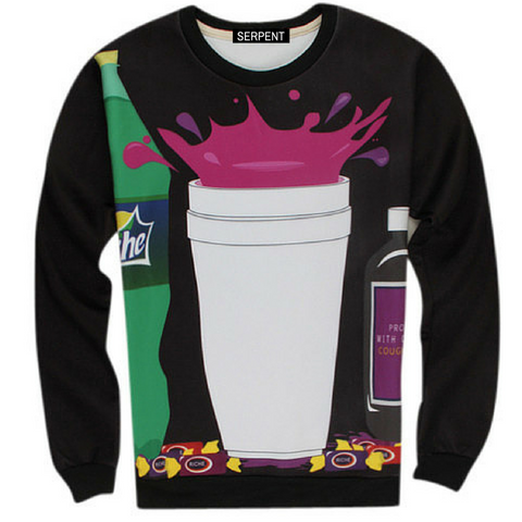 PROMETHAZINE CODEINE Sweatshirt