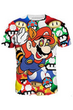 Mario on shrooms T-Shirt