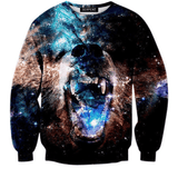 Space Bear Sweatshirt